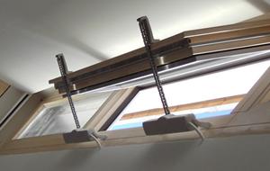 Çatı ve pencere motorları