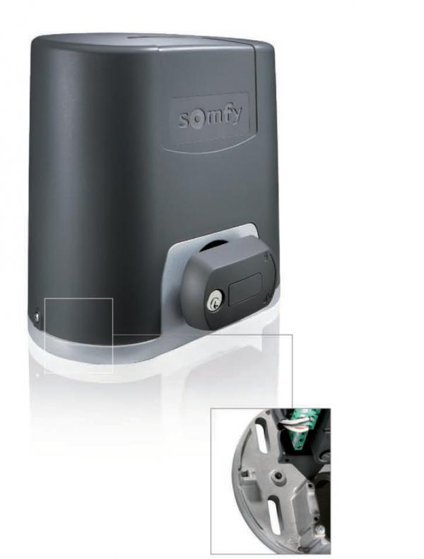 Somfy Elixo 800 230 V RTS Yana kayar kapı motoru