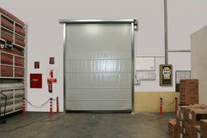 Hızlı PVC Branda Kapı