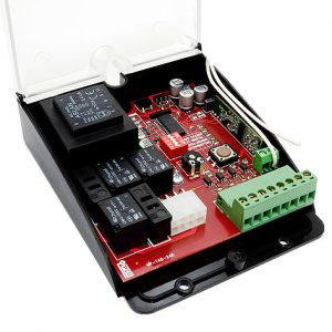 Cuppon KP 106 zincirli motor kontrol kartı