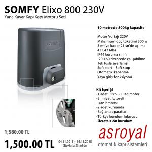 Somfy Elixo 800 kg 230 V