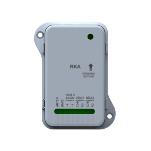 RKA2 – 2 Kanallı Değişken Kodlu Alıcı