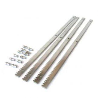Çelik Kremayer Dişli 8 Mm 4 Metre