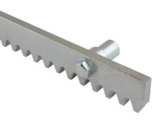 Çelik Kremayer Dişli 8 Mm 1 Metre