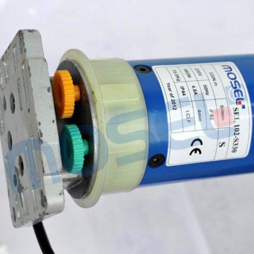 Mosel Sel 102 – 230 NM TYP Düz Motor