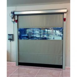 Sarmal Tip PVC Branda Kapı