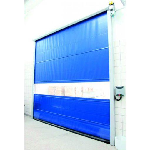 Sarmal PVC Hızlı Branda Kapı
