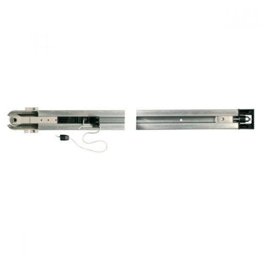 Somfy Seksiyonel Kapı Motoru Rayı – Zincirli Ray 3,50 Mt, İki Parça