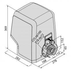 bft icaro olculer dimensions-1000x1000