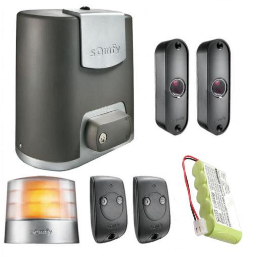 Somfy Elixo 500 3s 24 v comfort pack