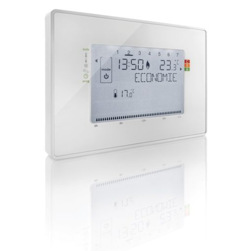 Wired programmable thermostat – Dry contact